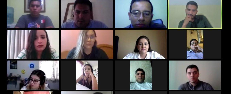 Alcaldesa Celida López dialoga con jóvenes hermosillenses