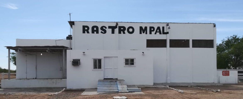 Rehabilitan infraestructura del Rastro Municipal para mejorar condiciones higiénicas para la ciudadanía que hace uso de ellas