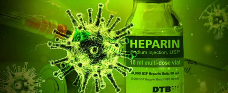 Heparina, Anticoagulante Que Podría Frenar Entrada De Covid-19 En Células