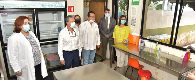 Abren Ayuntamiento Y Escuela Iberoamericana Casa Del Programa Cuidando A Nuestros Héroes