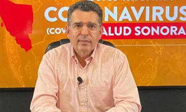 Enrique Clausen, secretario de Salud en Sonora, da positivo a Covid; gobernadora se mantendrá en aislamiento por contacto