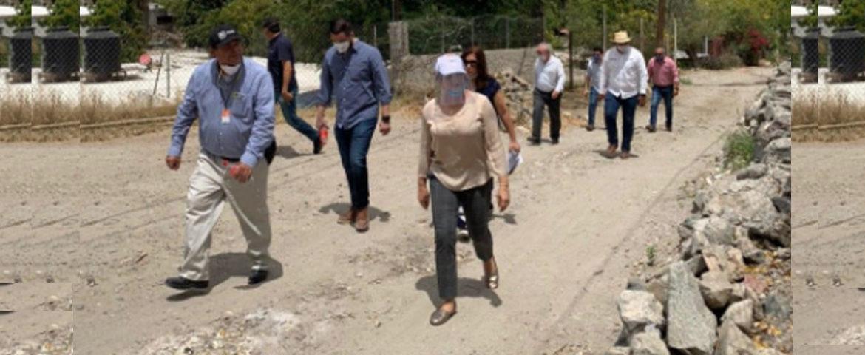 Recorre Alcaldesa Celida López polígonos para propuesta de mejoramiento urbano de SEDATU en Hermosillo