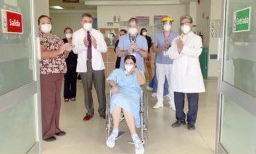 Tras estar 15 días con ventilación mecánica, vence al Covid en Hospital General de Ciudad Obregón