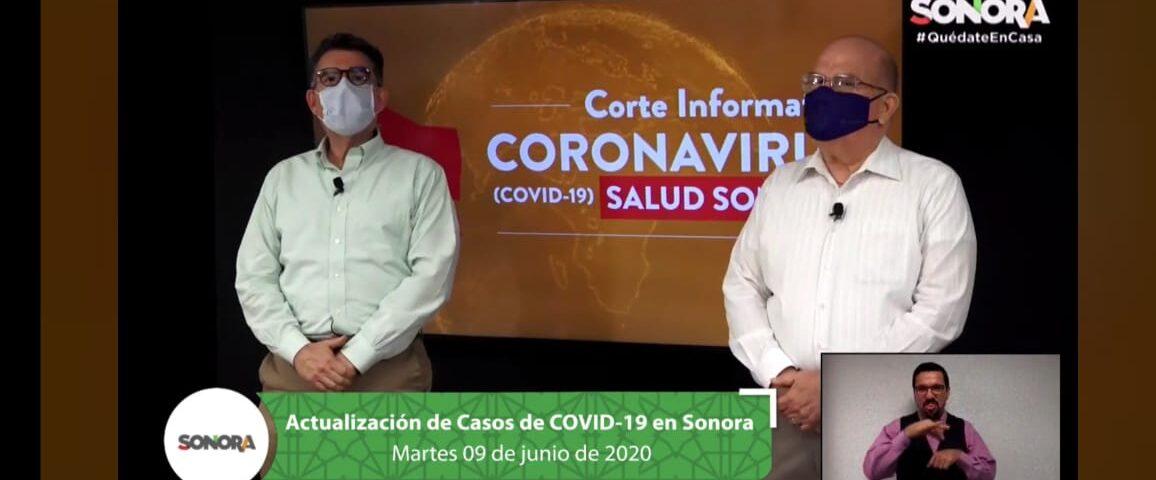 Tiene Sonora hospitales en riesgo de saturación por Covid-19