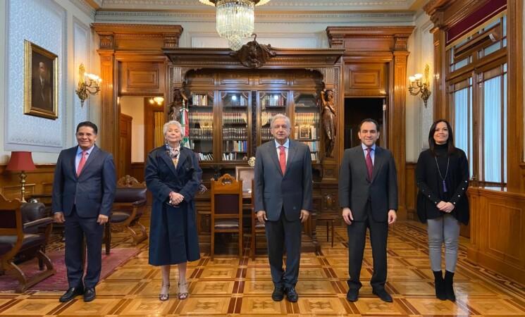 PRESIDENTE ANUNCIA CAMBIOS EN SECRETARÍA DE GOBERNACIÓN Y BANCO DEL BIENESTAR