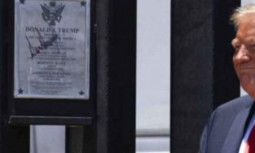 Muro con México ha detenido a migrantes y al coronavirus: Trump