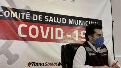 Plantea Ayuntamiento de Nogales soluciones contra COVID-19 ante autoridades estatales.