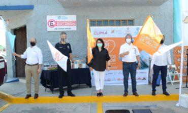 Con apoyo del Gobierno de Hermosillo, entrega sociedad civil equipos de protección a personal de salud