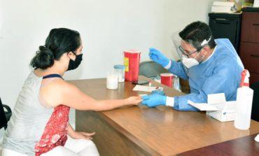 Realiza DIF Hermosillo Jornada de detección oportuna de Covid en Comudis