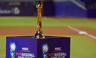Aplazan a 2021 Mundial de Beisbol Sub-23 en México