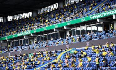 Interrumpieron una final en Dinamarca durante 14 minutos porque no se respetó el distanciamiento social en las tribunas