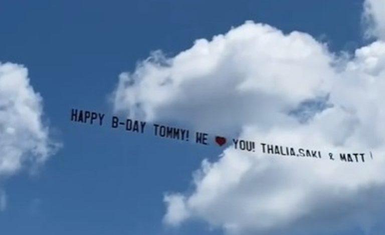 """""""Hemos sobrevivido al COVID-19 en familia"""": la revelación de Tommy Mottola, el esposo de Thalía"""