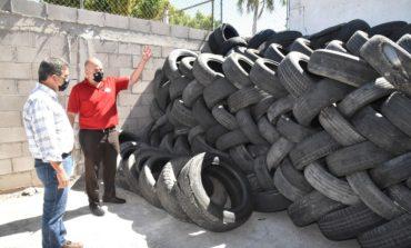 Habrá seis centros de acopio de llantas permanentes en Hermosillo