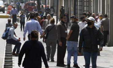 México reporta nueva marca de contagios de COVID-19