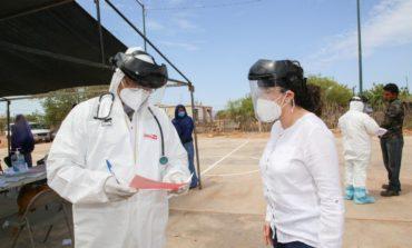 Realiza DIF Hermosillo jornada médica en Punta Chueca