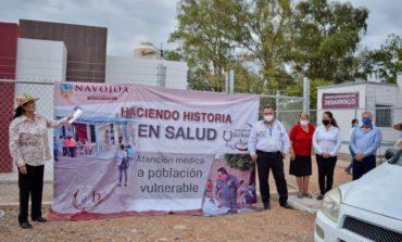 Pueblo Mayo tiene Casa de Salud