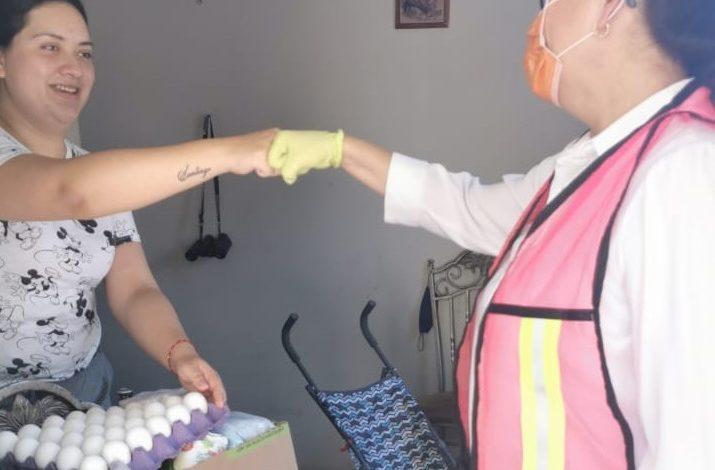 JUAN CARLOS, MENOR CON CARDIOPATÍA CONGÉNITA RECIBE TANQUE DE OXÍGENO DE DIF CAJEME