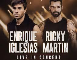 Aplazan la gira de Enrique Iglesias y Ricky Martin hasta el 2021