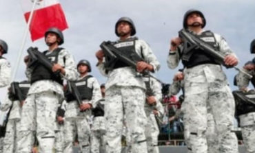 SPMA. Celebra Aniversario de Guardia Nacional