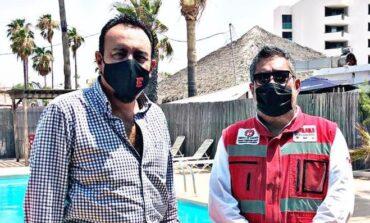Articulan esfuerzos Secretaría de Seguridad Pública y empresarios por un San Carlos Seguro