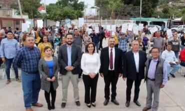 Entregará Sindicatura 50 escrituras en Palacio Municipal