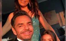 Eugenio Derbez y Alessandra Rosaldo felicitan a su hija Aitana