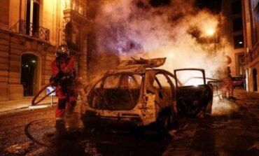 Detienen a 151 personas en París por vandalismo tras la derrota del PSG