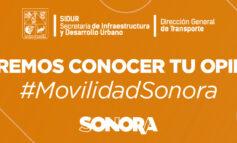 Lanzan encuesta de movilidad para mejorar trazado de rutas de transporte en Hermosillo