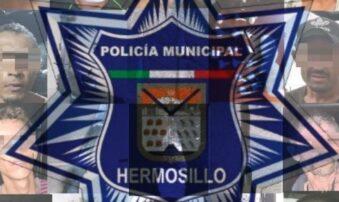 Seguridad Pública detiene a 51 individuos por diversos delitos en la semana del 31 de Agosto al 6 de septiembre
