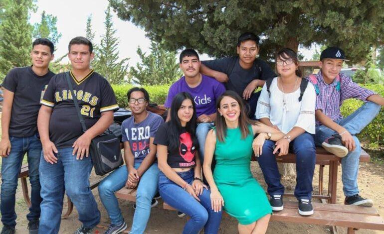 Tienen estudiantes foráneos opción de beca: Nitzia Gradías