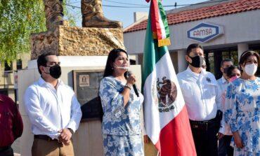 Con guardia de honor conmemora ayuntamiento 255 años del natalicio de José María Morelos y Pavón