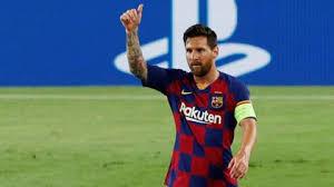 Lionel Messi seguirá como capitán del Barcelona