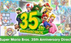 Mario Bros, el personaje favorito de los videojuegos, cumple 35 años