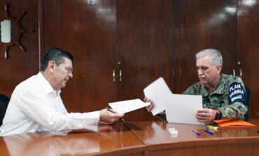 Avanza proceso de creación de arrecife artificial en Guaymas