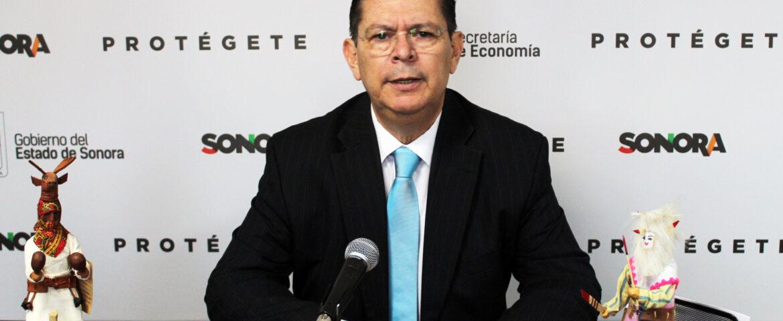 Destaca Economía de Sonora por visión de Gobernadora Pavlovich: Luis Núñez