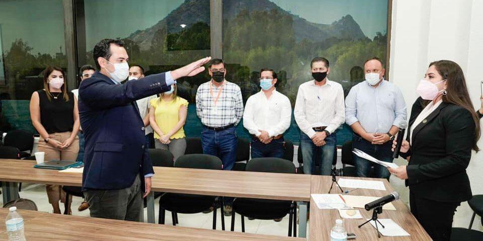 Asume Daniel Sánchez González la Dirección General de Agua de Hermosillo
