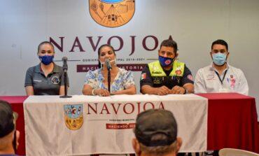 UMPC Capacita a policía deportiva y comercial sobre medidas sanitarias por covid-19
