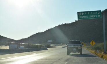 Golpe al crimen en Caborca con la detención de 6 sujetos armados a quienes se investiga por homicidio calificado en grado de tentativa y otros delitos