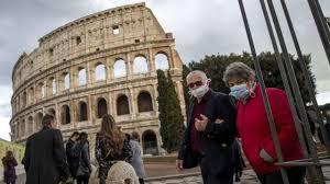 Coronavirus: Italia supera el millón de casos, según cifras oficiales
