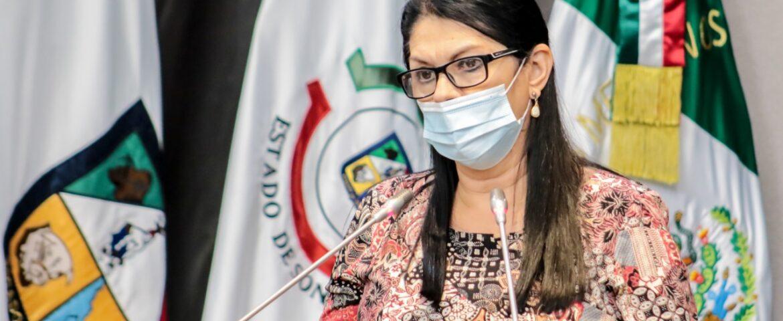 EXHORTA ERNESTINA CASTRO A LA UNIVERSIDAD DE SONORA PARA POSPONER LA CONVOCATORIA AL PROCESO DE ELECCIÓN DE RECTOR.