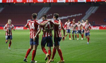 Atlético de Madrid vence por primera vez al Barcelona