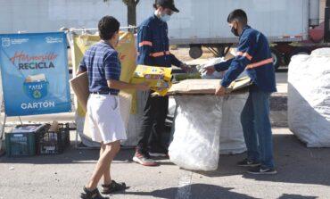 Con gran éxito inició operaciones tercer Reciclacentro en Hermosillo