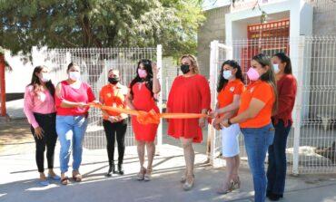 Inauguran Centro de Prevención de la Violencia contra la Mujer