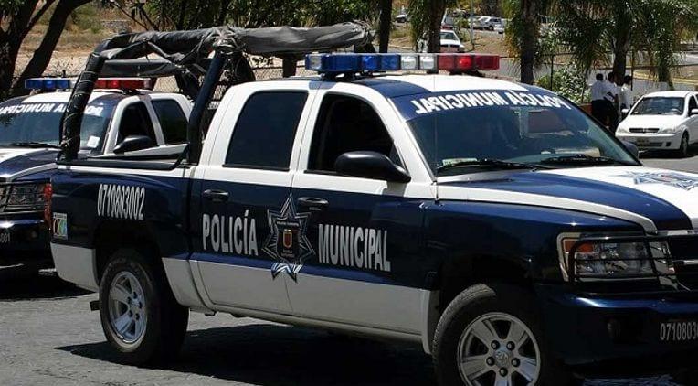 DETIENE GRUPO MIXTO A DOS HOMBRES EN POSESIÓN DE ARMAS DE FUEGO