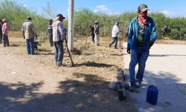 Programa Rescate de Espacios Públicos llega a la colonia Nuevo Amanecer