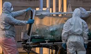 EEUU registra más de tres mil muertes en un día por COVID-19, equivalente al 11 de Septiembre