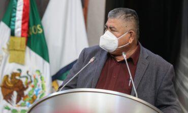 PRESENTA INICIATIVA DIP. MATRECITOS FLORES CON EL OBJETO DE EXENTAR DE PAGO  A DEUDOS POR SERVICIO PÚBLICO DE PANTEONES.