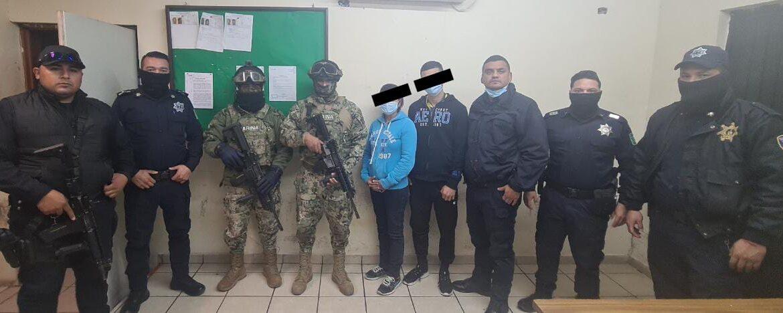 FRUSTRAN AGENTES DE LA POLICÍA MUNICIPAL EXTORSIÓN TELEFÓNICA