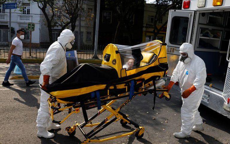 Nueva cepa de coronavirus llegó a México: identificaron un caso en Tamaulipas