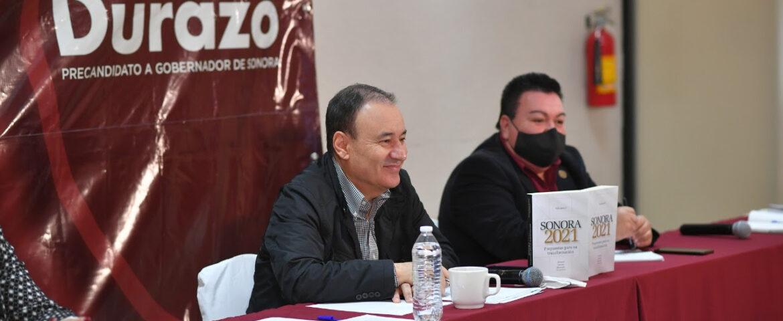 Guaymas será la plataforma del despegue económico de Sonora: Alfonso Durazo